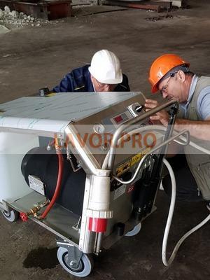 <center>Оборудование для автомойки и уборочная техника Lavor PRO</center> IMG_3450