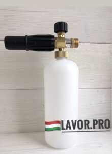 Пенная насадка LS3 для мойки Bosch Aquatak, Makita