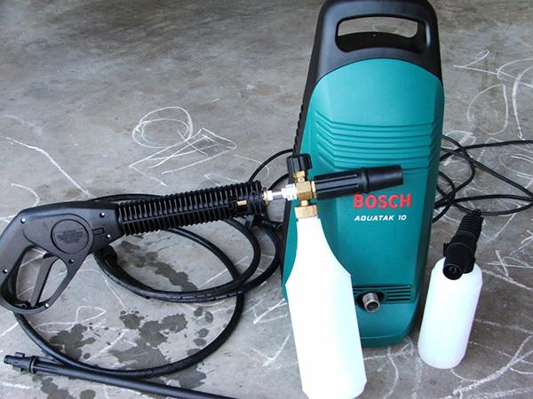Пенная насадка LS3 для мойки Bosch Aquatak (Бош Акватак) foam-lance-bosch-auqatak-10
