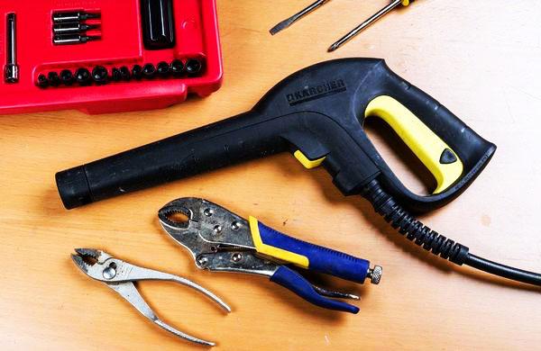 Сервис (ремонт и обслуживание моечного оборудования) remont-karcher-v-ekb